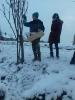 Dokarmianie zwierząt zimą 2018