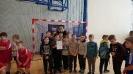 Powiatowe Igrzyska Dzieci w dwa ognie usportowione klas czwartych 2019