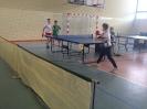 Powiatowe zawody w drużynowym tenisie stołowym