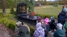 Wycieczka na cmentarz 0 C